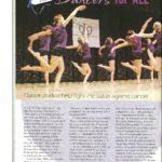 Dance Studio Life Magazine March, Page 1