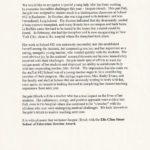 Geneseo Heroine Letter